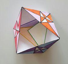 Scatola esagono-triangolo 1H