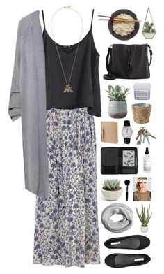 f0d4e08d0ae7 The perfect cardigan for any occassion  A Sunday brunch Long Flowy Skirts