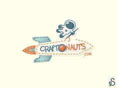 Spagetti27's logo for Craftonauts.com