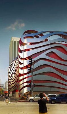 El nuevo museo Automotor Petersen en Los Angeles
