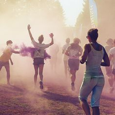 Take that! #colormeradvancouver. Credit: instagram @girloclock