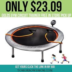 Add this to your home gym! Great deal too! $23.09 Free in store pick up GO to link in my bio @tomorrowsmom for details . . . . Visit My Blog: TomorrowsMom.com |Organic & Natural Deals|Family Savings Deals| . TAG OR DM THIS DEAL 2 A FRIEND . . #frugal #savings #deals #cosmicmothers  #organic #fitmom #health101 #change #nongmo #organiclife #crunchymama #organicmom #gmofree #organiclifestyle #familysavings  #healthyhabits #lifechanging #fitpeople #couponcommunity #deals  #healthyppl #motherhood…