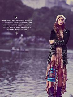 Free People Stylebook Winter 2012