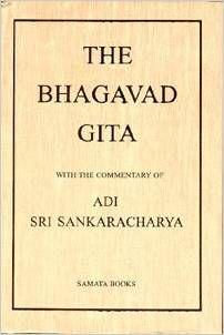he Bhagavad Gita / with the commentary of Sri Sankaracharya ; translated from the original sanskrit into english by Alladi Mahadeva Sastry PublicaciónMadras : Samata Books, 1985