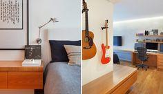 Studio 021 Arquitetura - quarto - bedroom