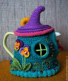 Teekannenwärmer /Tea Cozy