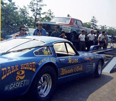 Stone, Woods & Cooke funny car