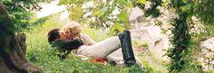Jamie and Kirsten in Marie Antoinette (2006) | Jamie Dornan News