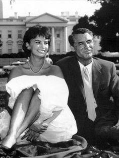 Sophia Loren | Cary Grant