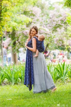 OSCHA Starry Night Nebula  Babywearing by Claire Art Photography