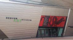 Denver Art Museum Samurai Exhibit - Now through June 5th #SamuraiDAM