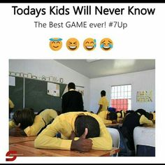 I hated this game. Everyone would pick their friends...