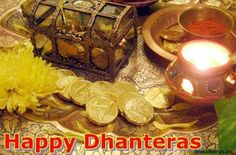 Information on Dhanteras Festival