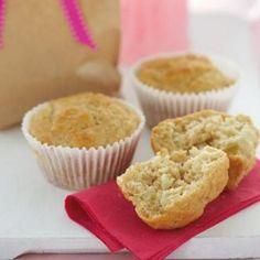 Apple and cinnamon muffins | Australian Healthy Food Guide