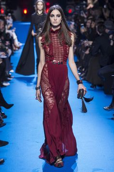 Elie Saab Will Make You Rethink Everything You Thought You Knew About Going Sheer