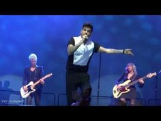 ▶ HD - Adam Lambert - Lay Me Down - Winstar Casino, OK - New Years Eve 2013 - YouTube