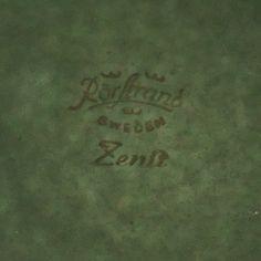 Rörstrand - Zenit - Gunnar Nylund
