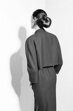 Elegant Minimalist Tailoring - understated style // Pavane A/W 2014