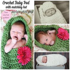 Bundle that Beauty and Cuddle that Cutie! This quick and easy to make baby pod is great for boys or girls. It is super soft and durable and can be used over many times. It is a perfect prop for photographers and also makes a great gift for an expectant or new mommy and daddy. …