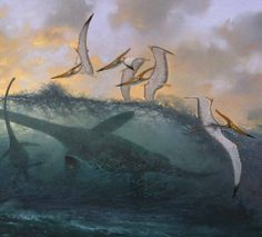 Love in the Time of Chasmosaurs: Dinosaur Art: The Agony and The Ecstacy