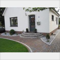 Bildergebnis für Hauseingang pflastern