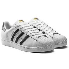 Baskets adidas Superstar C77124 FTW White Core Black - LaBoutiqueOfficielle.com