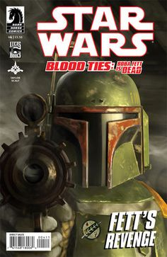 Star Wars: Blood Ties—Boba Fett is Dead #4 :: Profile :: Dark Horse Comics