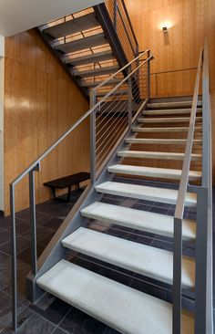 BUILD shares a collection of fine-tuned, sensibly modern stair options, complete with handy matrix.