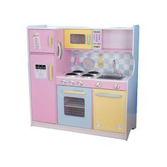 KidKraft Large Kitchen ($170) ❤ liked on Polyvore