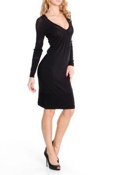 Joy Dress in Black