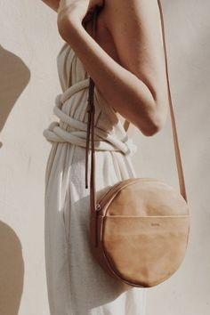 baggu circle purse