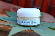 Customers requested this - and we created an all-natural Healing Salve to help relieve symptoms of psoriasis, excema, or extreme dryness.