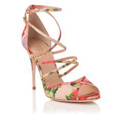 Dahlia Printed Sandal