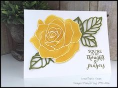 What's New Wednesday - see great ideas using the Rose Wonder Bundle from the Occasions Catalog 2016 - www.SimplySimpleStamping.com - see the March 9, 2016 blog post