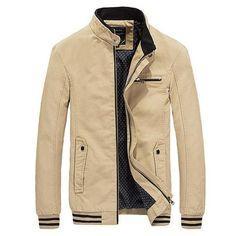Men Casual Jackets Mens Fashion Brand Clothing-Jacket-Mens-Clothing-Online Shopping-Fashion-Jacket-USA- LeStyleParfait.Com