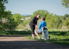 Cherry Creek Dog Park Proposal Dropping Dog Ball