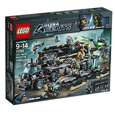 LEGO Ultra Agents 70165 Mission Headquarters LEGO http://www.amazon.com/dp/B00J4S7COG/ref=cm_sw_r_pi_dp_YjN.tb1MZ705S