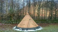 Jilly Sherlock's new home in the Lake District Tentipi Safir