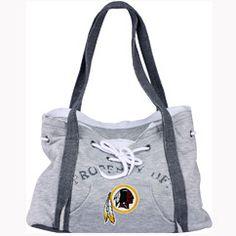 Redskins Hoodie Purse