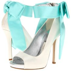 Kate Spade New York Grande Bow ($360) ❤ liked on Polyvore featuring shoes, pumps, heels, high heels, leather shoes, open toe shoes, leather platform pumps, high heel shoes and high heel pumps