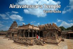 The beautiful Airavatesvara Temple of Tamil Nadu. Enquire Now! Call 91-9386591169 #VacationTravel #Travel #Airavatesvara #Temple #TamilNadu