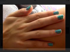 Monsters inc.nails