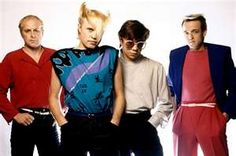 Flock of Seagulls - Oh the horror of that hairstyle!