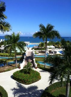 Montego Bay, Jamaica (Iberostar Rose Hall Suites)