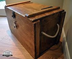 vintage chest trunk coffee table - Google Search