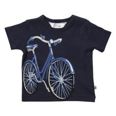 Bebe by Minihaha - Alfie Bicycle Tee - New Arrivals | Billy Lids Please check out World of Cycling