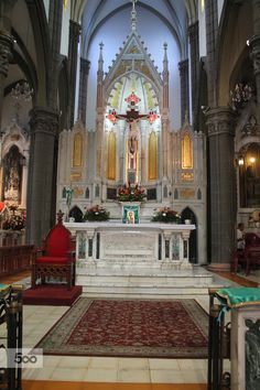 Fotografía Iglesia El Calvario por December 2 en 500px