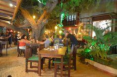 Restaurante Tamarindo, Jericoacoara, Ceará - BRASIL
