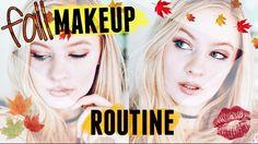 Fall Makeup Routine!⚡| Anna Jane Jackson