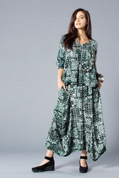 Odyssey Skirt in Denali Crinkle